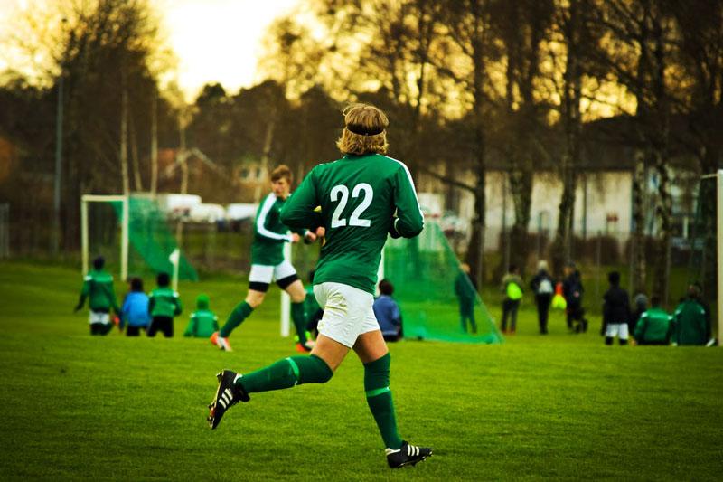 Améliorer sa vitesse, crucial pour un footballeur !